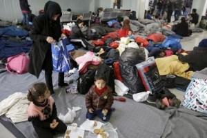 Athene-vluchtelingen